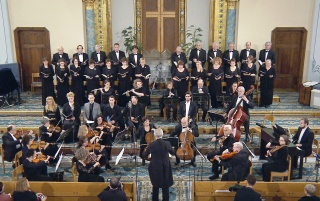 J. S Bach: János-passió a Mindenki Templomában
