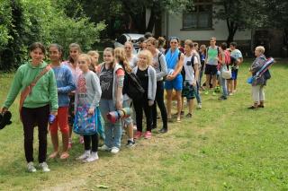 Gyülekezeti tinédzser és ifjúsági táborok