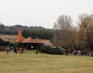 Gyülekezeti kirándulás a Sukorói Arborétumba