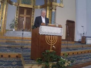 Prof. Dr. Csókay András idegsebész előadása