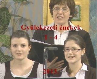 Letölthető hanganyagválogatások a gyülekezet énekeiből