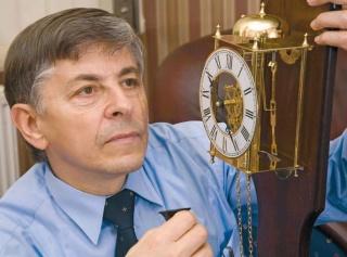 Városi Ferenc szolgálata a Mindenki Templomában