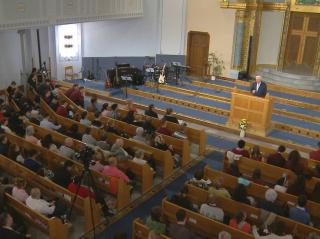 Húsvéti koncert a Mindenki Templomában