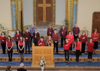 Pünkösdi koncert a Mindenki Templomában